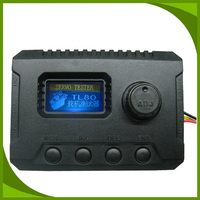 Multifunction LCD Servo Tester for Simulation Digital Robot Servo/Receiver/ESC/Gyro Testing 2 6S Lipo Programmable Tester