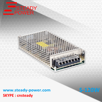 Manufacturer CE Constant Voltage 120w 10a Single Output Switching 12v Led Atm Electroplate Machine Power Supply