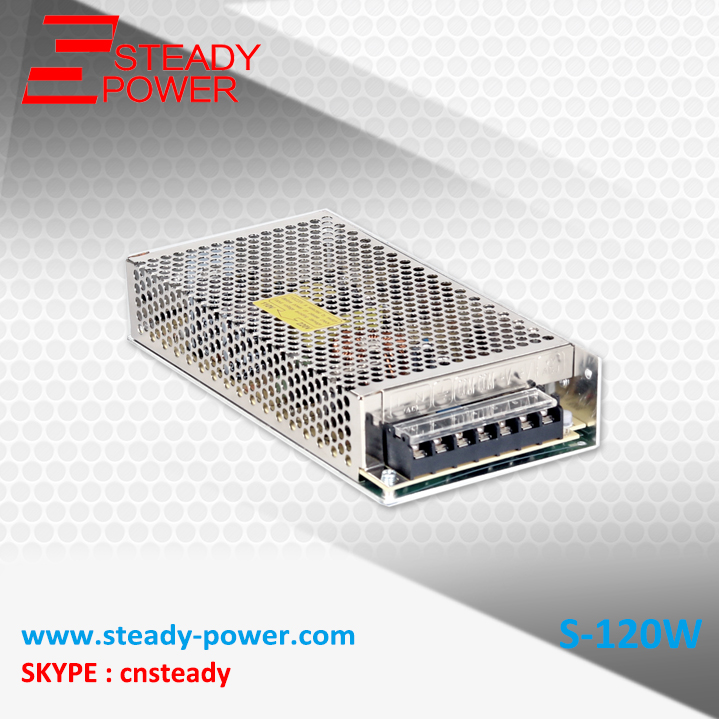 manufacturer constant voltage ac to dc 120w 12v 10a single output switching 12 volt led cctv power supply single output uninterruptible adjustable 24v 150w switching power supply unit 110v 240vac to dc smps for led strip light cnc