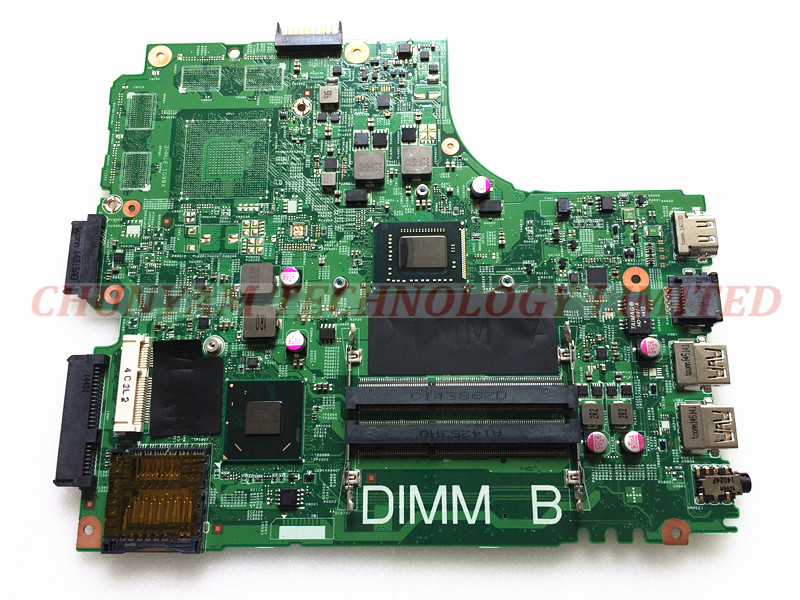CN 07GDDC FOR Dell INSPIRON 2421 3421 5421 Laptop Motherboard PWB 5J8Y4 REV A00 I3 2375M