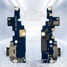 USB Charging Port Board Microphone Module Parts For Nokia X6/6.1 Plus TA-1099 Connector Flex Cable Replacement