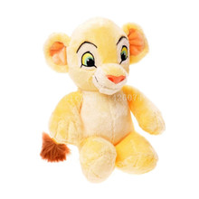 New The Lion King Simba Plush For Girls Boys 25CM Kids Stuffed Animals Toys Children Christmas Gifts