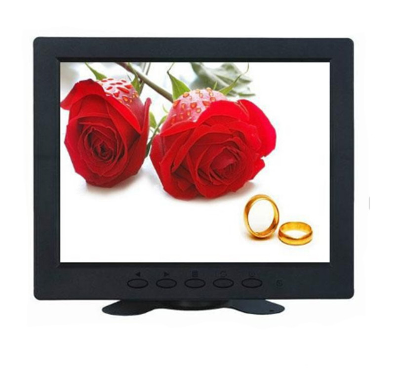 8 Inch TFT Monitor For CCTV Camera VGA/BNC/AV Input buy tft monitor online