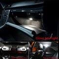 19 pcs 12 v canbus para Audi A4 S4 B8 Avant 2009-2012 LEVOU Luz de abóbada Interior Kit Pacote estilo do carro