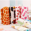 Ecological minky print PUL Baby Diaper changing  Pads, Waterproof Changing Mat, reusable urine pad Free Shipping