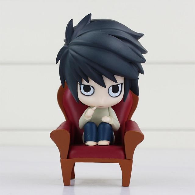 Death Note Agami Light Nendoroid PVC Action Figure Model Toys