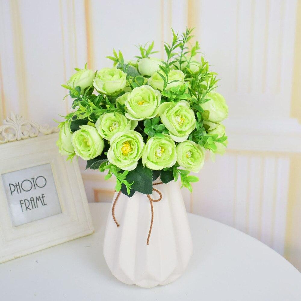 Modern Ceramic Vase For Flowers Centerpieces For Wedding Decoration