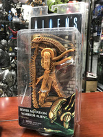 Limited Version 2017 Alien 2 Movie 7 inch Sewer & Gully drain Alien PVC Action Figure In Boxed