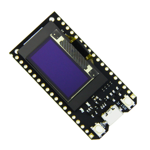 Image 2 - 4 Mt bytes (32 Mt bit) Pro ESP32 OLED V2.0 TTGO & for Arduino ESP32 OLED WiFi Modules+Bluetooth Double ESP 32 ESP8266 et OLED