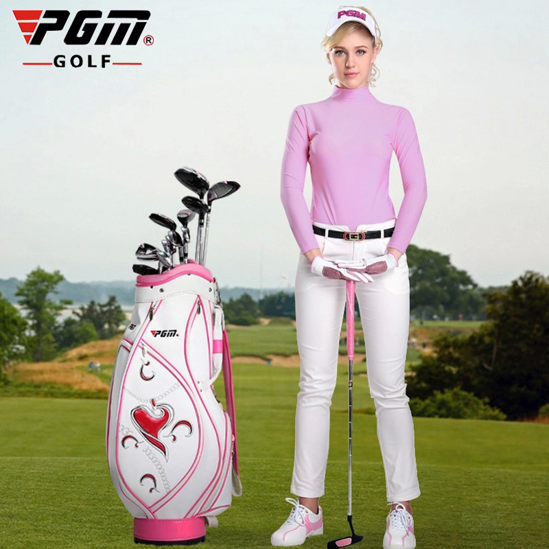 Pgm brand high quality ice sun protection clothing ms for Sun protection golf shirts