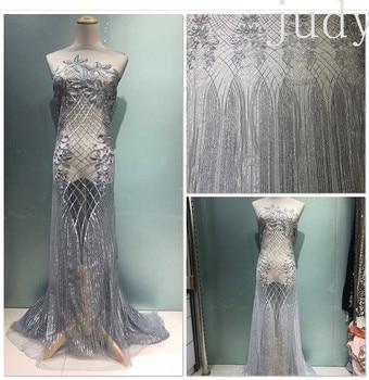 5yards HL402#  Silver sparkle gauze wedding dress cloth  for bridal wedding dress/sawing Free shipping