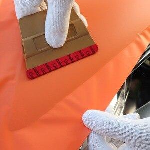 Image 5 - EHDIS 200CM Dünne Wildleder Mikrofaser Tuch Rand Carbon Faser Vinyl Auto Wrap Rakel Fenster Tönung Schaber Nicht Scratch schützen Stoff