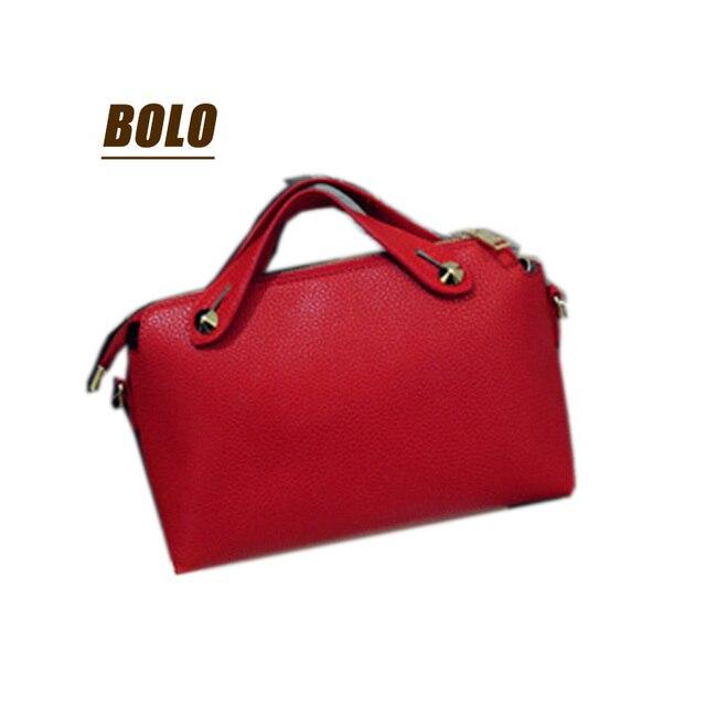 2016 new matte leather handbags Brand Women Handbag Fashion Big Bag Women  Handbags Ladies Messenger Bags