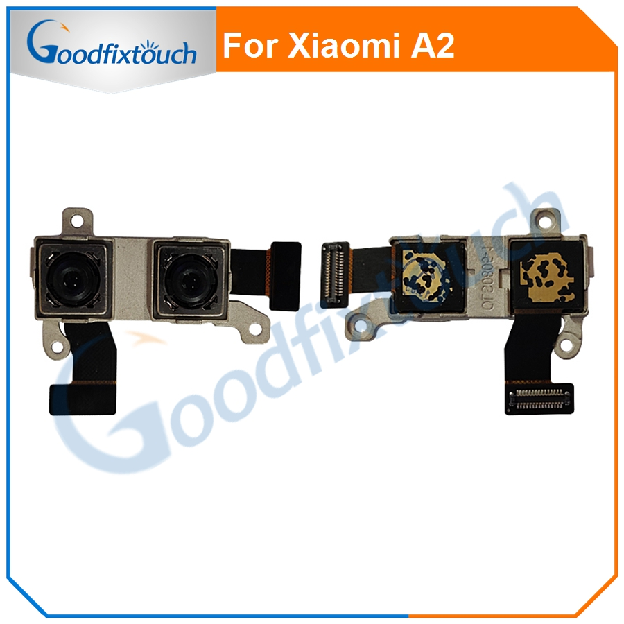 Rear Camera For Xiaomi Mi A2 MiA2 Main Big Back Flex Cable Rear Camera For Xiaommi 6X Mi6X Replacement Parts