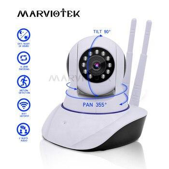 كاميرا ip لاسلكية wiFi فيديو مراقبة كاميرا WiFi المنزل الأمن كاميرا تلفزيونات الدوائر المغلقة 1080 P مراقبة الطفل اتجاهين الصوت ليلة الرؤية