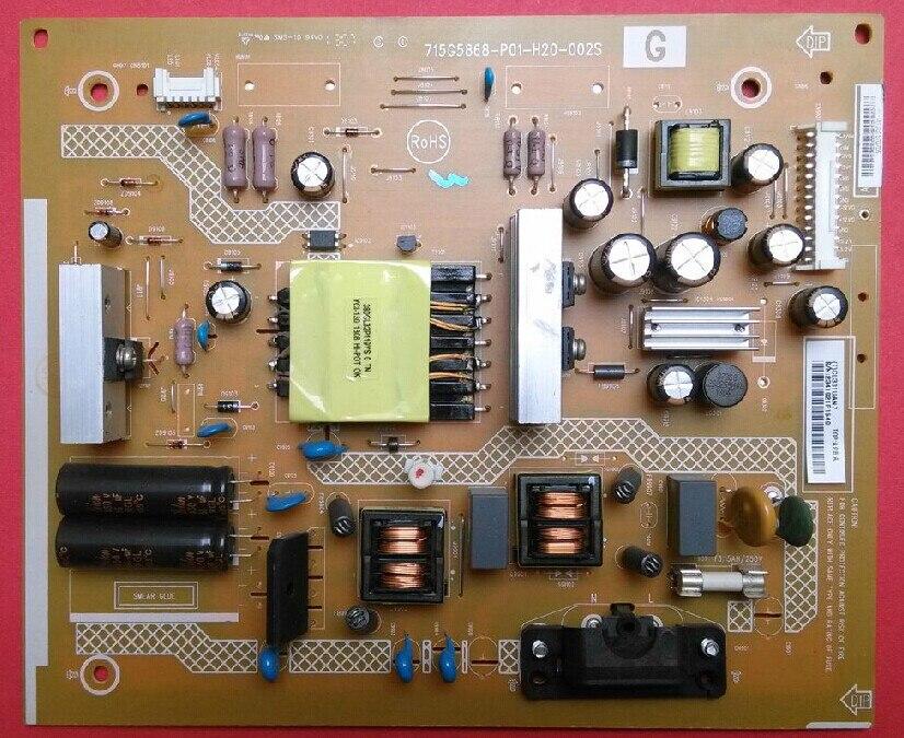 KLV-32R300A Power supply 715G5868-P01-H20-002S is used p a r o s h брюки