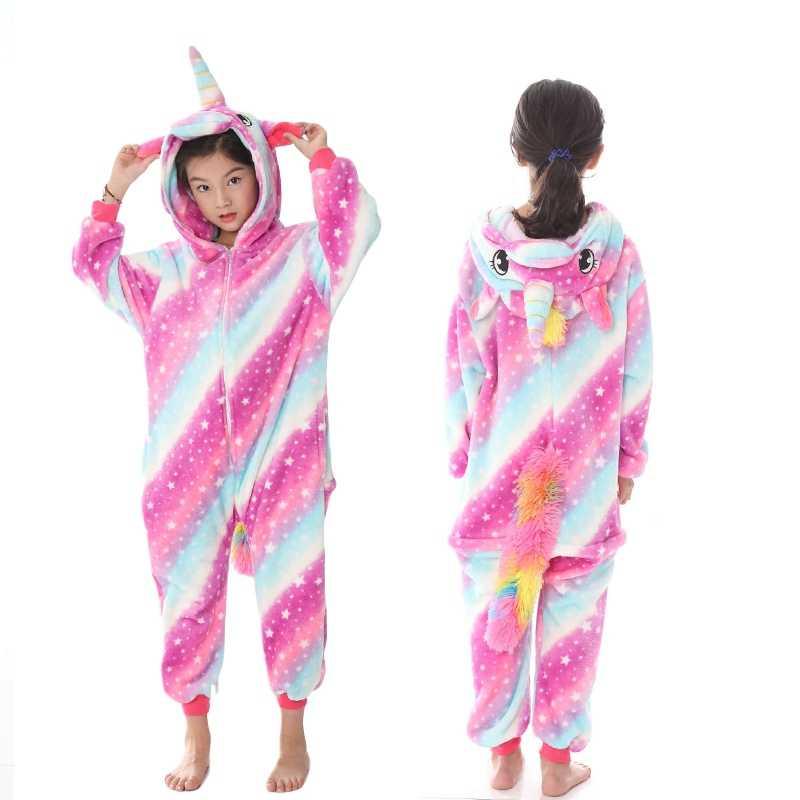 a430968fbef0 ... Новые детские пижамы, милые пижамы для девочек и мальчиков, детские  пижамы унисекс с животными ...