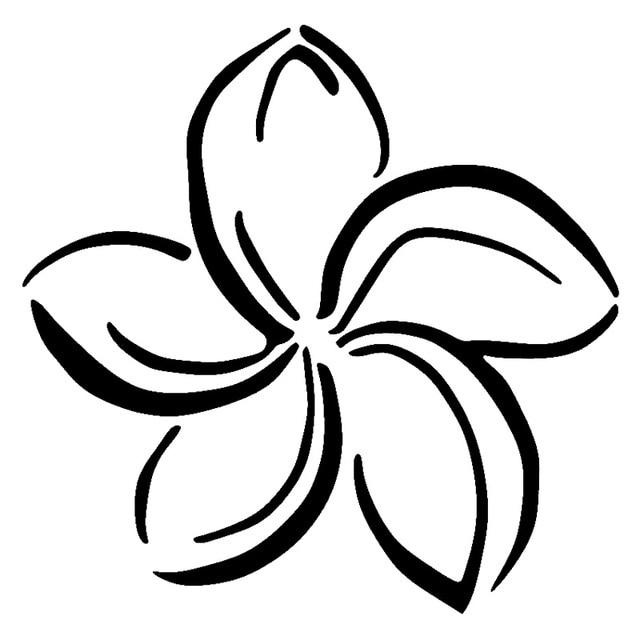 Gambar Bunga Kamboja Kartun Gambar Bunga