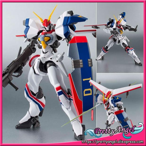 PrettyAngel - Genuine Bandai Tamashii Nations Robot Spirits No.169 Metal Armor Dragonar Action Figure - DRAGONAR-1 CUSTOM синий slim robot armor kickstand ударопрочный жесткий корпус из прочной резины для vivo x9plus
