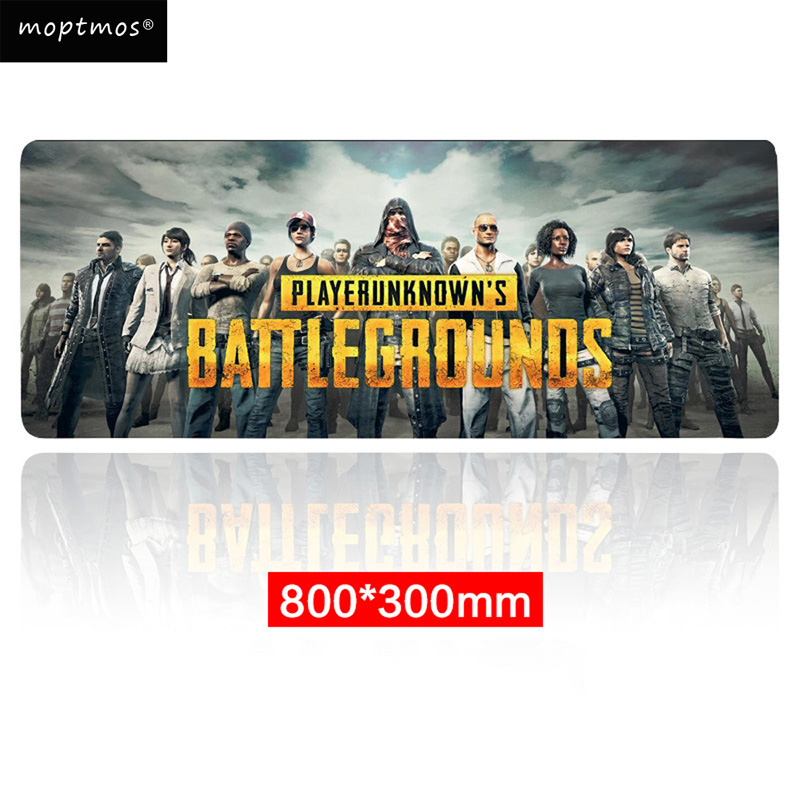 Playerunknown/'s Battlegrounds Speed Large Pubg Gaming Mouse Pad Mat Rubber...