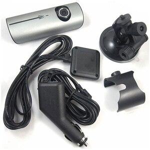 "Image 5 - Podofo كاميرا داش جديدة 2.7 ""كاميرا سيارة DVR كاميرا فيديو مسجل داش كام G الاستشعار GPS عدسة مزدوجة كاميرا X3000 R300 سيارة DVRs"