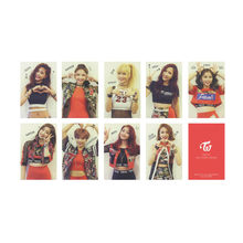 Youpop KPOP TWICE The Story Begins Album Photo Card K-POP Self Made Paper Cards Autograph Photocard XK441(China)