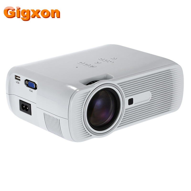 Gigxon - G80 1000 Ansi Lumens 1920 * 1080 Full HD Mini Portable - Audio dhe video në shtëpi - Foto 5