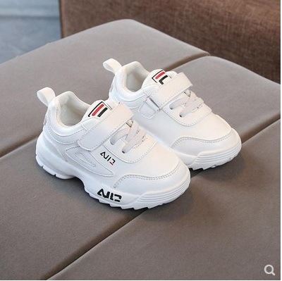 2019 NEW Spring Children Sport Sneakers Fashion Kids Antislip Soft Sneakers Girls Boys Toddler Shoes Cute Running Shoes