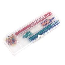 Горячая 140 шт U форма пайки макет перемычка Кабель провода комплект для Arduino Щит для raspberry pi Прямая поставка