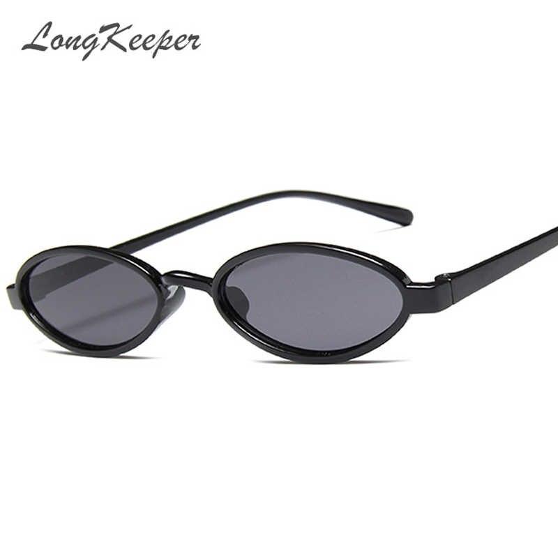 eea34aa9c9e49 LongKeeper Oval Sunglass Steampunk Round Fashion Sunglasses Women Brand  Designer Steam Punk Sun Glasses Men Retro