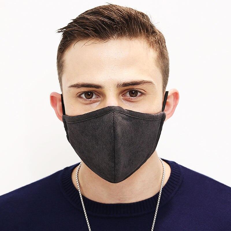 ниндзя в медицинской маске