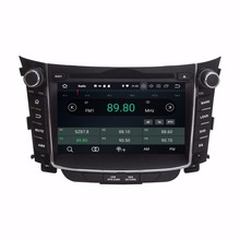 Android 8.0 Octa Core 2 din 7″ Car Radio DVD GPS for Hyundai I30 2011 2012 2013 2014 2015 4GB RAM Bluetooth WIFI USB 32GB ROM