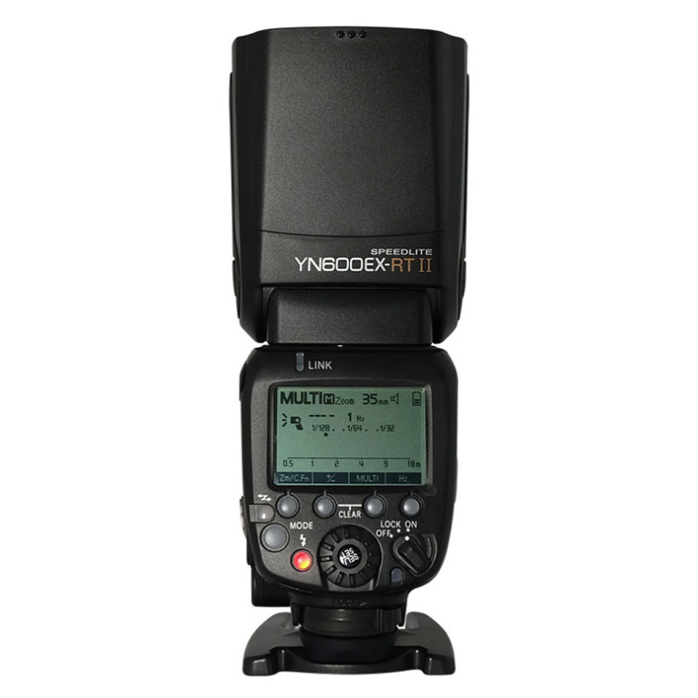YONGNUO YN600EX-RT II Flash Speedlite YN-600EX II RT 2.4G Wireless HSS 1/8000s Master for Canon EOS Camera with Free Diffuser вспышка для фотокамеры yongnuo speedlite yn600ex rt canon 600ex rt 2 4g hss 1 8000s speedlite yn600ex rt