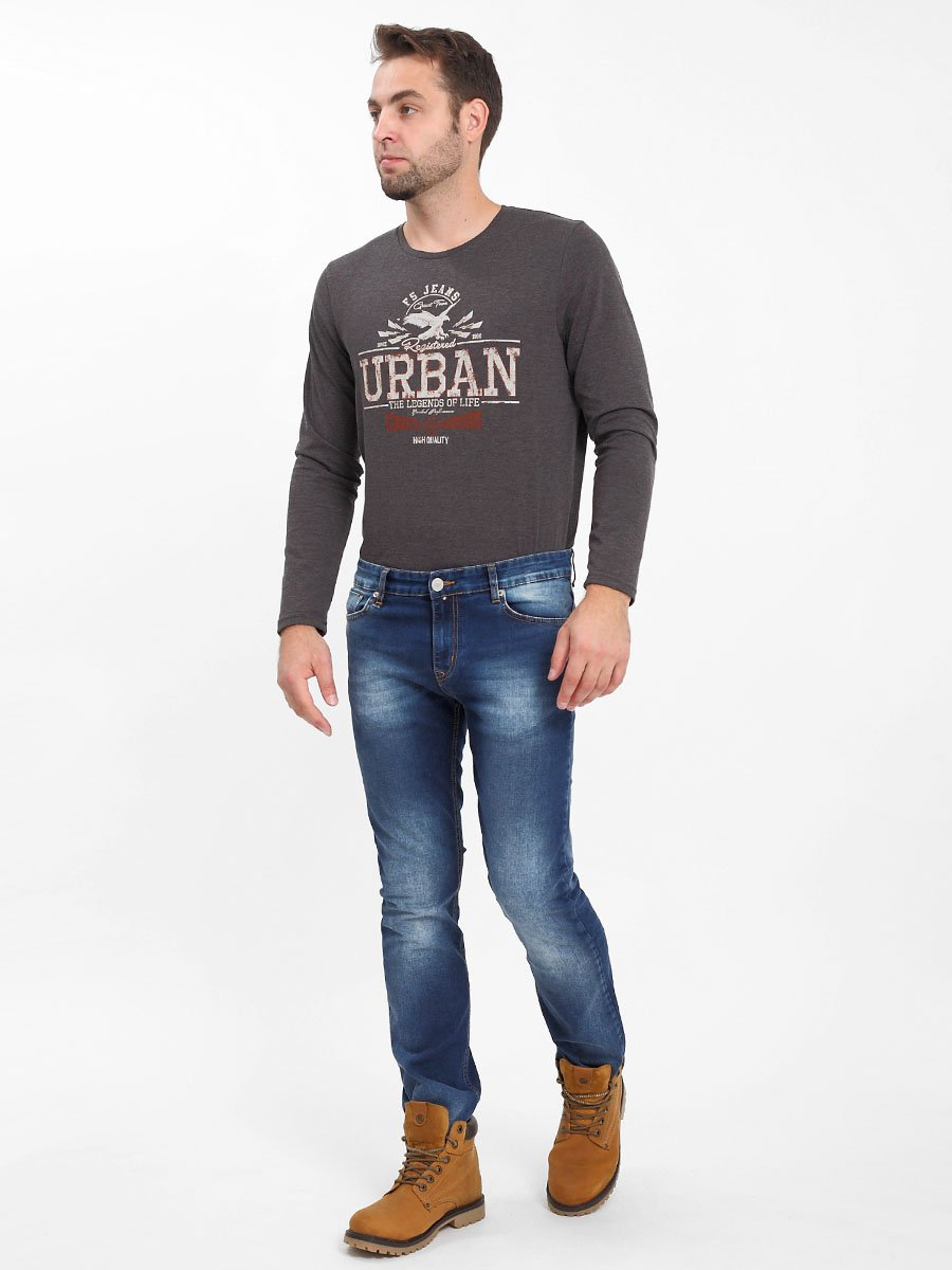 [Available from 10.11] F5  Blue denim 11853 str w medium 185038 купить в Москве 2019