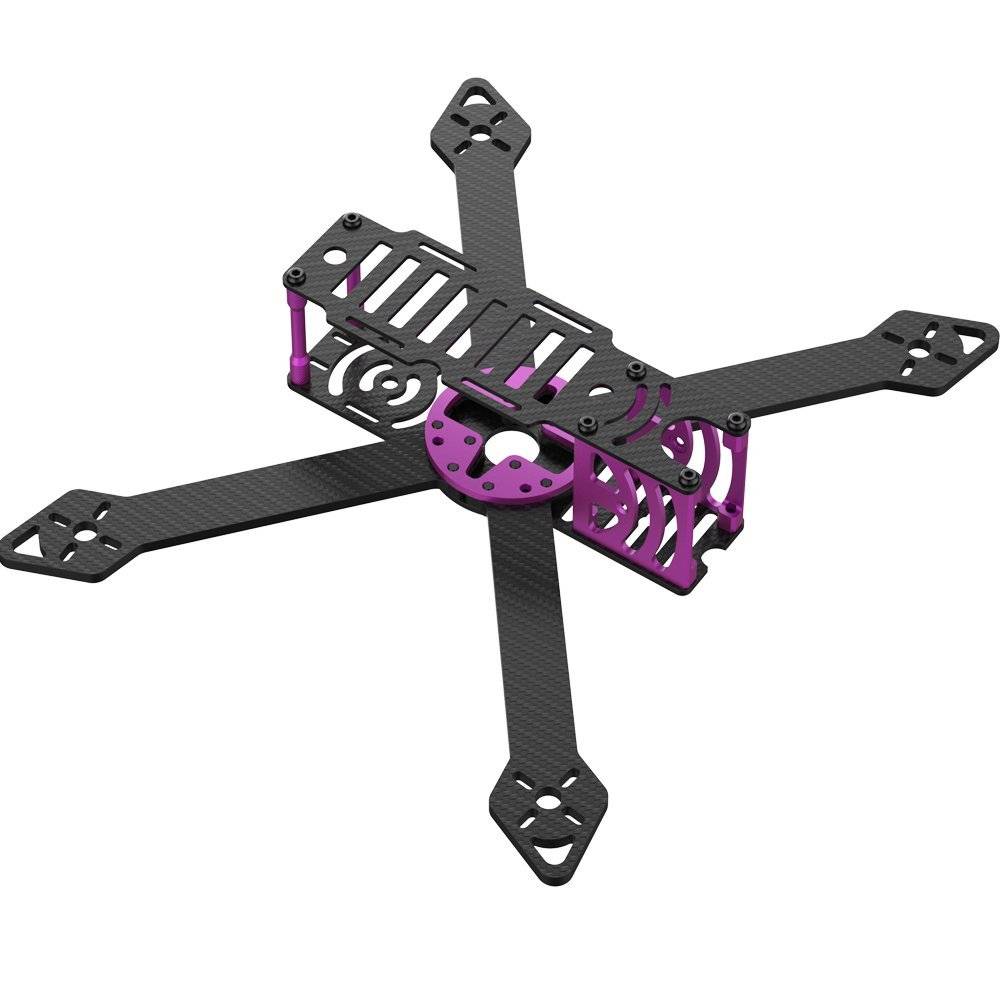 Frame Kits 220mm 250mm frame kit Arm Thickness Carbon Fiber for FPV Racing drone quadcopter comforty pz 6039