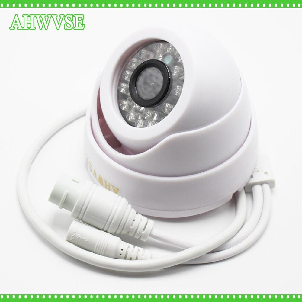 AHWVSE PoE Caméra 720 P 960 P 1080 P de Sécurité CCTV HD Réseau Intérieure IRCUT Vision Nocturne ONVIF H.264