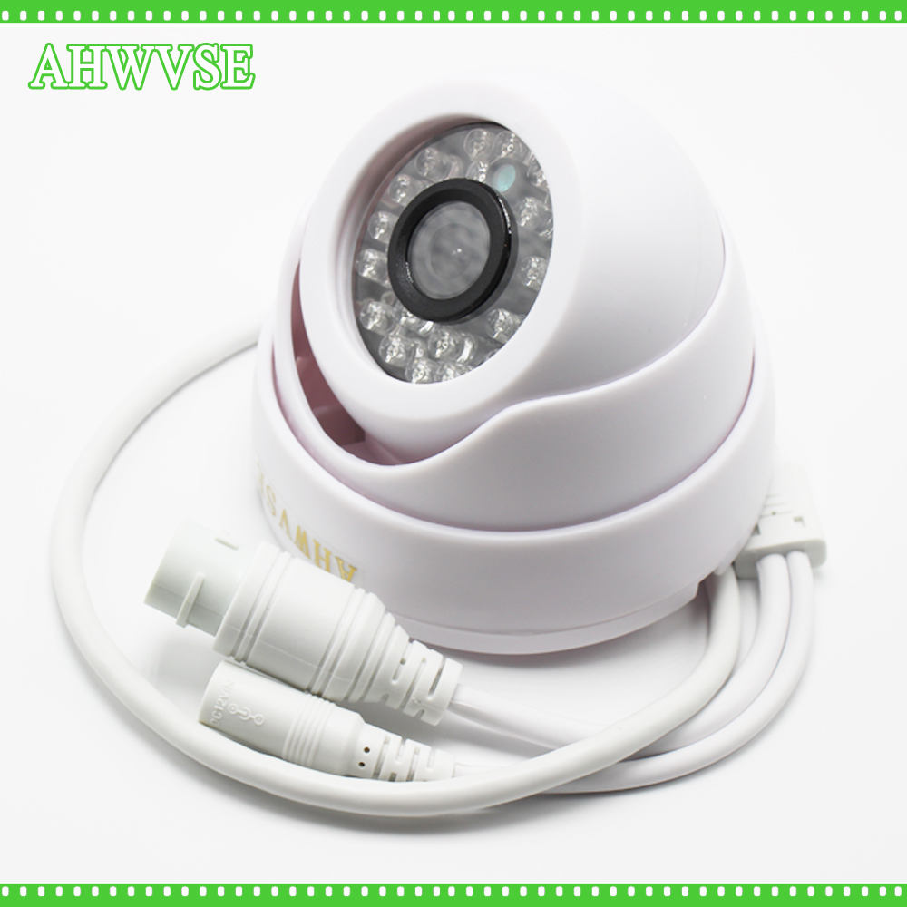 AHWVSE PoE Della Macchina Fotografica 720 P 960 P 1080 P Sicurezza CCTV HD di Rete Interna IRCUT NightVision ONVIF H.264