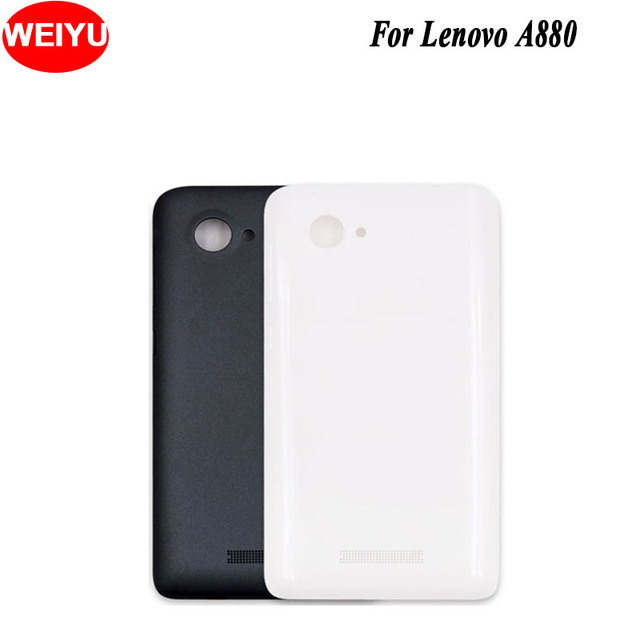 online retailer 41f96 d5318 US $8.12 |WEIYU For Lenovo A880 Battery Cover Housing Protective Back Cover  for Lenovo A880 Battery Case Protective Battery Back Cover-in Fitted Cases  ...