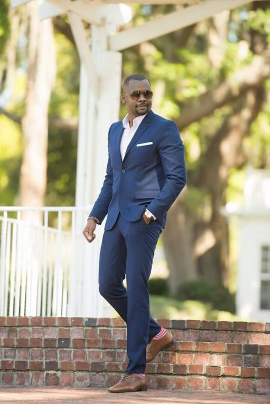Black khaki Wedding Suit for Men Shawl Lapel Groom Tuxedos (Jacket ...
