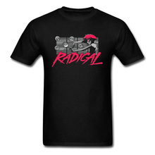 Simple Style black Tops & Tees Discount One Punch Man T-shirt Tshirts Radical Edward Lawyer On NEW YEAR DAY T Shirt O Neck