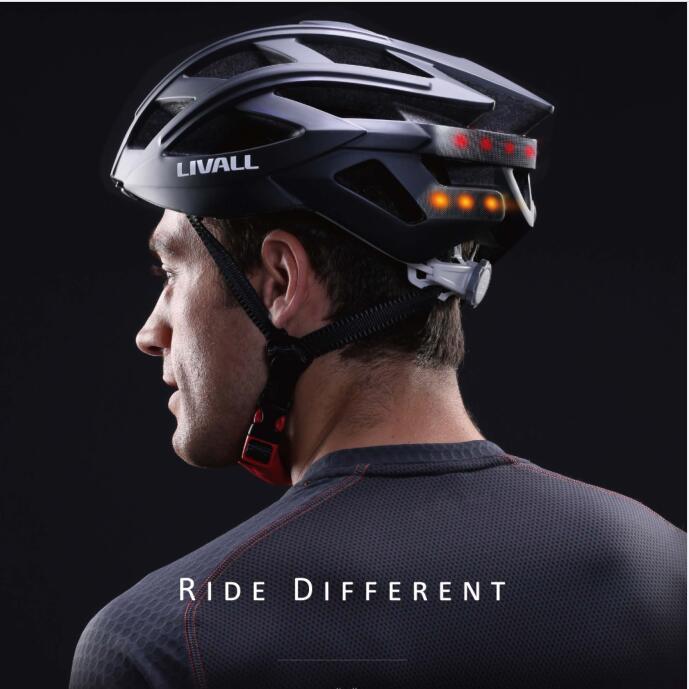 Livall capacete inteligente para ciclismo, proteção de cabeça para bicicleta, ciclismo, ultraleve, presente