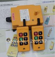 1pcs HS 6 AC/DC24V 6 keys Control industrial Remote Controller 2 Transmitter+1 Receiver