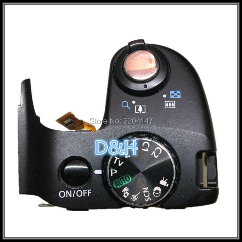 100% Original ON-OFF avec flex pour canon sx50 unité ouverte sx50 pièces de rechange d'appareil photo numérique