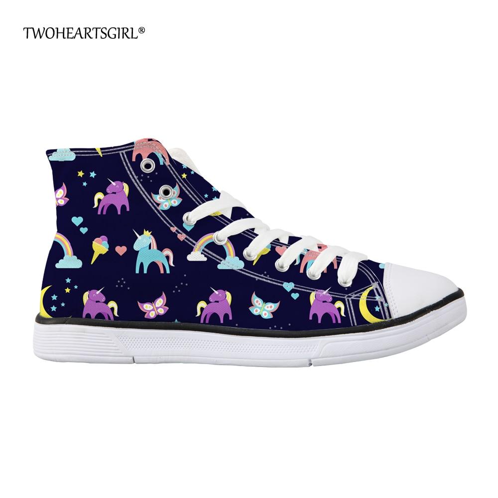 दोheartsgirl प्यारा महिला Vulcanize - महिलाओं के जूते