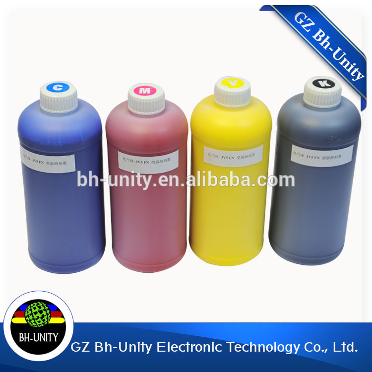 good quality eco solvent ink for gongzheng thunderjet wit color xuli galaxy leopard outdoor inkjet printer with dx5 printhead original jnf electromagnetism valve jnf f 01 jhf vista leopard myjet rtz flora yongli xuli uv inkjet printer and flat printing