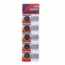 20PCS CR2032 batteries 2032 3V Lithium Type Button Coin Cell Watch Battery 5004LC ECR2032 DL2032 KCR2032