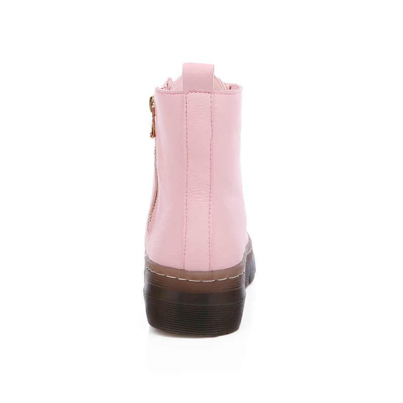 Moda Kadın Botları Yüksek Topuklu yarım çizmeler platform ayakkabılar Marka Kadın Ayakkabı Sonbahar Kış Botas Mujer