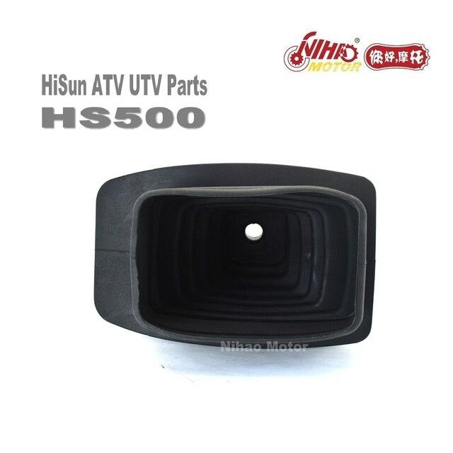 HS-77 HS400 HS500 HS700 Shift Dust Cover Sleeve Hisun Parts HS185MQ 400cc/HS185MR 500cc/HS1102MU 700cc ATV UTV Quad Engine Spare