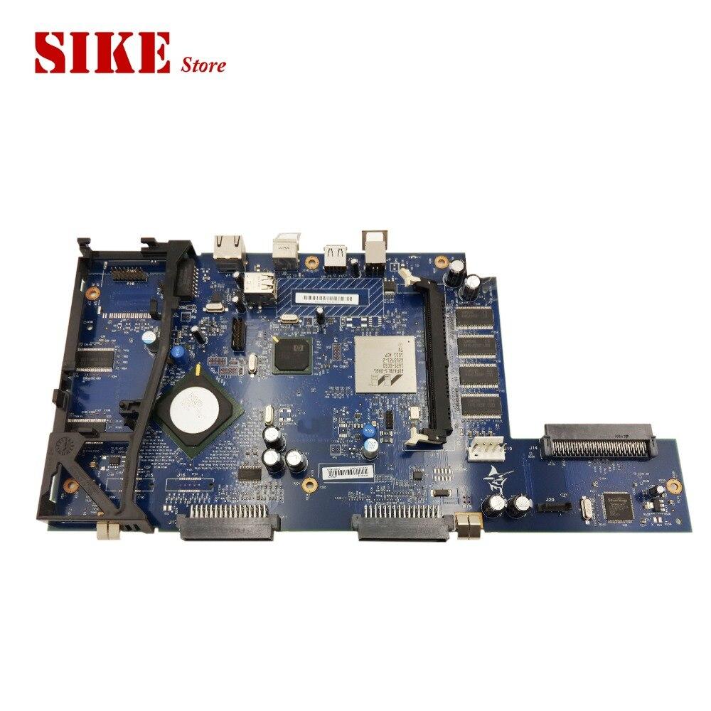 Q7565-60001 Logic Main Board Use For HP M5025 M5035 5035 5025 MFP Formatter Board Mainboard akg wms40 mini2 mix set bd ism2 3
