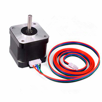 Cnc-gravur Schrittmotor Nema 17 1.7A 42*40 geeignet CNC Mühle Drehmaschine Plasma fräsmaschine